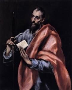 El Greco's Saint Paul